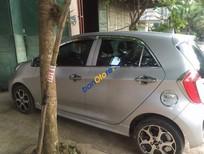 Bán xe Kia Morning Si MT sản xuất năm 2015, màu bạc