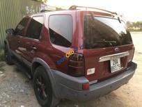 Xe Ford Escape năm sản xuất 2002, màu đỏ, nhập khẩu, giá 150tr