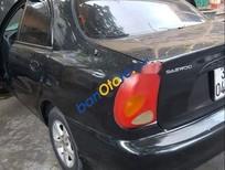 Bán xe Daewoo Lanos MT năm sản xuất 2003, màu đen