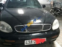 Bán xe Daewoo Leganza sản xuất năm 2002, màu đen, xe nhập giá cạnh tranh