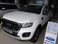 Cần bán xe Ford Ranger Wildtrak sản xuất 2019, màu trắng, xe nhập