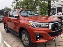 Bán Toyota Hilux 2.8G 4X4 AT 2019, xe nhập