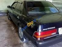 Cần bán gấp xe cũ Nissan Bluebird MT đời 2002, xe gia đình