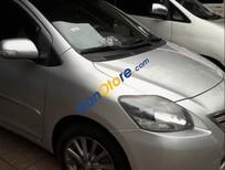 Bán Toyota Vios sản xuất 2012, màu bạc, xe cũ