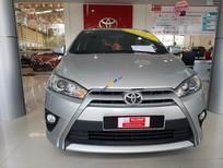 Bán xe Toyota Yaris năm 2016, màu bạc, nhập khẩu Thái