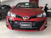 Bán Toyota Yaris 1.5G đời 2019, màu đỏ, xe nhập