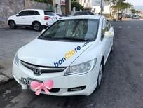 Bán lại xe Honda Civic 1.8 MT năm sản xuất 2007, màu trắng