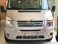 Bán Ford Transit Mid năm sản xuất 2019, màu bạc giá cạnh tranh