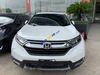 Bán Honda CR V sản xuất năm 2019, màu trắng, giá tốt