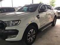 Bán Ford Ranger Wildtrak sản xuất 2015, màu trắng, nhập khẩu