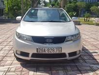 Bán xe Kia Forte SLI 2009, màu bạc, nhập khẩu nguyên chiếc, 356tr