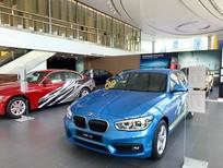 Bán BMW 1 Series 118i sản xuất 2018, màu xanh lam, nhập khẩu nguyên chiếc