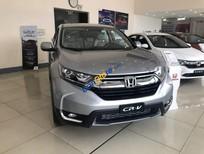 Bán Honda CR V 1.5 Turbo năm sản xuất 2019, màu bạc, nhập khẩu Thái