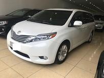 Cần bán lại xe Toyota Sienna Limited 2016, màu trắng, nhập khẩu Mỹ biển Hà Nội