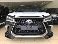 Giao Ngay Lexus LX570 Super Sport S sản xuất 2020 màu đen