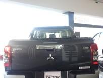 Bán tải Mitsubishi Triton MT 2019, màu đen, nhập khẩu, giá chỉ 535 triệu