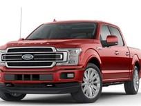 Bán Ford F 150 Limited 2021, màu đỏ, xe nhập