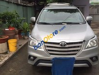 Bán Toyota Innova 2.0E sản xuất 2014, màu bạc, nhập khẩu