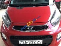 Bán ô tô Kia Morning sản xuất 2015, màu đỏ, giá chỉ 265 triệu