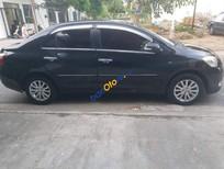 Xe Toyota Vios E MT sản xuất 2010, màu đen