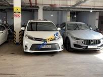 Cần bán Toyota Sienna sản xuất năm 2018, màu trắng, xe nhập