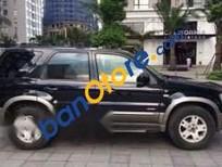 Bán xe Ford Escape XLT 3.0AT sản xuất 2005, màu đen, 195 triệu