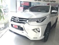 Cần bán Toyota Fortuner năm 2017, màu trắng, xe nhập