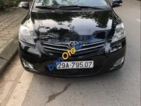 Cần bán lại xe Toyota Vios sản xuất 2010, màu đen