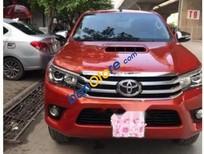 Bán Toyota Hilux G sản xuất 2016 chính chủ, 698tr