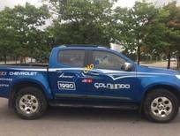 Bán Chevrolet Colorado sản xuất năm 2014, màu xanh lam, xe nhập