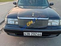 Chính chủ bán xe Toyota Crown Super Saloon 3.0 sản xuất năm 1994, màu đen, nhập khẩu nguyên chiếc