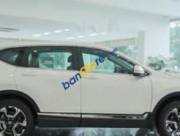 Bán Honda CR V năm 2019, màu trắng, nhập khẩu Thái
