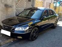 Cần bán Hyundai Azera 2.7AT sản xuất năm 2008, màu đen, nhập khẩu nguyên chiếc xe gia đình