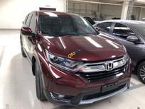 Honda Ôtô Giải Phóng bán Honda CR-V thế thệ thứ 5 hoàn toàn mới