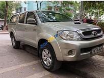 Bán Toyota Hilux năm sản xuất 2012, màu vàng chính chủ, giá 375tr