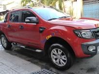 Bán Ford Ranger Wildtrak sản xuất 2015, màu đỏ, nhập khẩu chính chủ