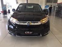 Honda Ôtô Giải Phóng bán Honda CR V L sản xuất 2019, màu đen, xe nhập