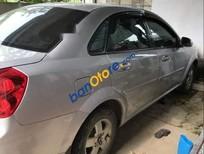Cần bán Daewoo Lacetti năm sản xuất 2009, màu bạc, giá tốt