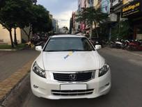 Bán xe Honda Accord 2007 nhập Nhật, màu trắng ca may, odo đi được 93.000km