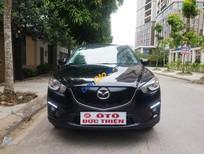 Cần bán lại xe Mazda CX 5 2.0AT năm sản xuất 2015, màu đen chính chủ, giá chỉ 695 triệu