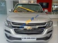 Bán Chevrolet Colorado MT 4x4 năm sản xuất 2019, màu bạc, nhập khẩu nguyên chiếc, 619tr