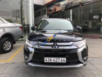 Bán xe Mitsubishi Outlander đời 2019, màu đen giá cạnh tranh