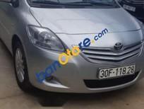 Bán Toyota Vios năm 2010, màu bạc, nhập khẩu nguyên chiếc xe gia đình, 320 triệu