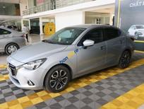 Bán Mazda 2 1.5AT sản xuất 2017, màu bạc