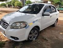Cần bán xe Daewoo Gentra năm sản xuất 2008, màu trắng xe gia đình, 136tr