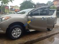 Bán xe Mazda BT 50 sản xuất 2015, màu vàng, xe nhập số tự động