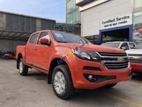 Bán ô tô Chevrolet Colorado sản xuất 2019, màu đỏ, nhập khẩu Thái