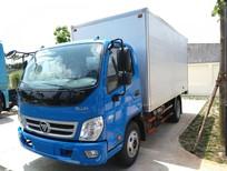 Xe tải 5 tấn Thaco Ollin500. E4 thùng mui bạt/thùng kín, trả góp 75%