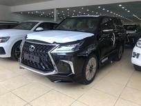 Bán Lexus LX570 MBS 4 ghế massage, cửa hít mới 100% 2019