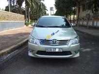 Bán Toyota Innova sản xuất 2007, màu vàng cát, giá tốt